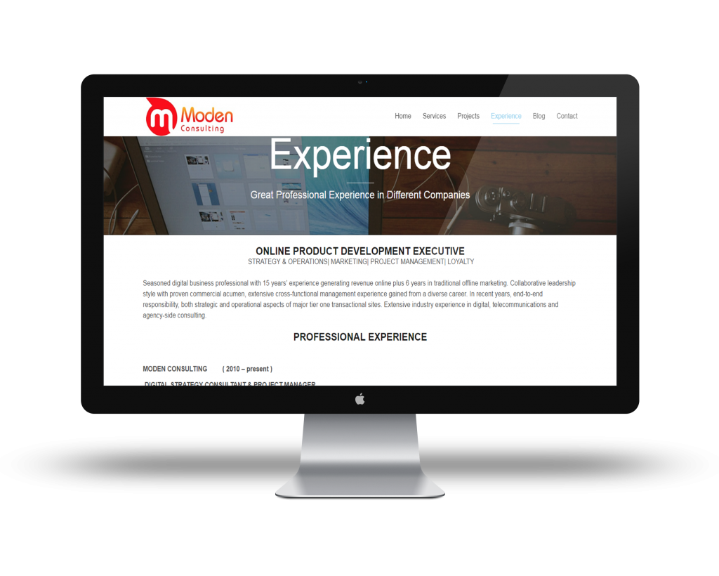 moden-consulting-experience